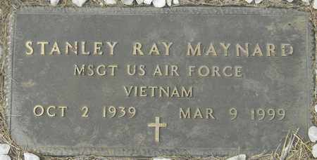 MAYNARD (VETERAN VIET), STANLEY RAY - Madison County, Alabama | STANLEY RAY MAYNARD (VETERAN VIET) - Alabama Gravestone Photos