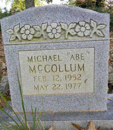 MCCOLLUM, MICHAEL - Madison County, Alabama | MICHAEL MCCOLLUM - Alabama Gravestone Photos