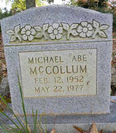 MCCOLLUM, MICHAEL - Madison County, Alabama | MICHAEL MCCOLLUM - Alabama Gravestone Photos