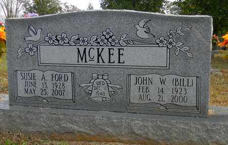 FORD MCKEE, SUSIE A - Madison County, Alabama | SUSIE A FORD MCKEE - Alabama Gravestone Photos