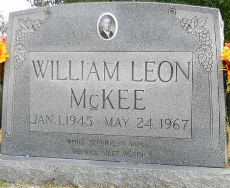 MCKEE, WILLIAM LEON - Madison County, Alabama | WILLIAM LEON MCKEE - Alabama Gravestone Photos