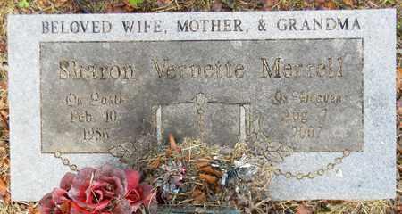 MERRELL, SHARON VERNETTE - Madison County, Alabama | SHARON VERNETTE MERRELL - Alabama Gravestone Photos