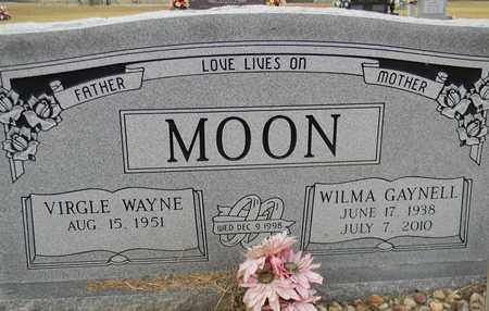 MOON, WILMA GAYNELL - Madison County, Alabama | WILMA GAYNELL MOON - Alabama Gravestone Photos