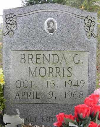 MORRIS, BRENDA G - Madison County, Alabama | BRENDA G MORRIS - Alabama Gravestone Photos