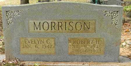 MORRISON, ROBERT H - Madison County, Alabama   ROBERT H MORRISON - Alabama Gravestone Photos