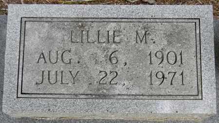 MULLINS (CLOSEUP), LILLIE M - Madison County, Alabama | LILLIE M MULLINS (CLOSEUP) - Alabama Gravestone Photos