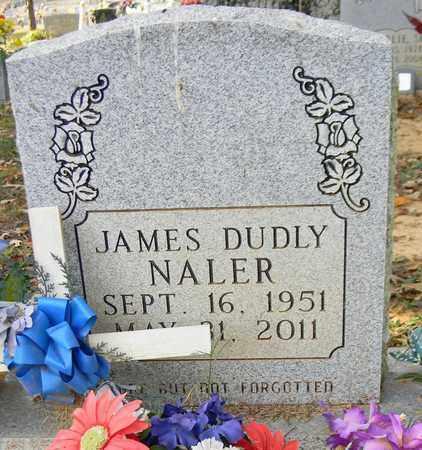 NALER, JAMES DUDLY - Madison County, Alabama   JAMES DUDLY NALER - Alabama Gravestone Photos
