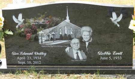 OAKLEY, REV, EDWARD - Madison County, Alabama | EDWARD OAKLEY, REV - Alabama Gravestone Photos