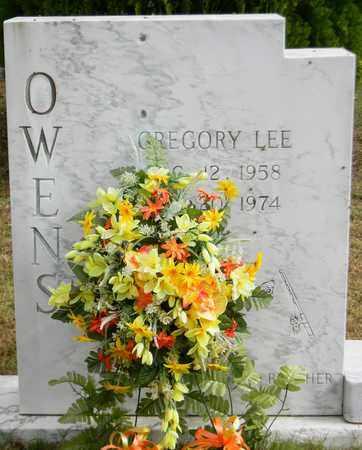 OWENS, GREGORY LEE - Madison County, Alabama | GREGORY LEE OWENS - Alabama Gravestone Photos