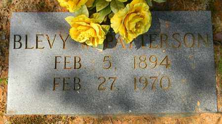 PATTERSON, BLEVY - Madison County, Alabama | BLEVY PATTERSON - Alabama Gravestone Photos