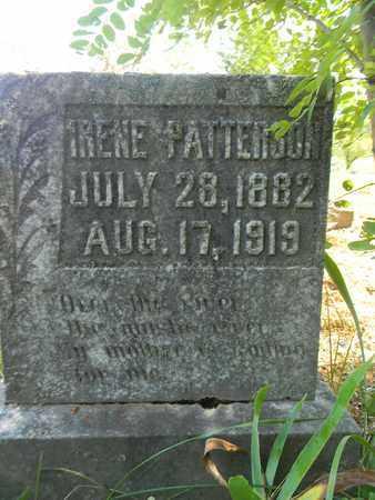 PATTERSON, IRENE - Madison County, Alabama | IRENE PATTERSON - Alabama Gravestone Photos