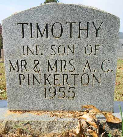 PINKERTON, TIMOTHY - Madison County, Alabama | TIMOTHY PINKERTON - Alabama Gravestone Photos