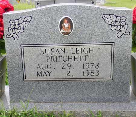 PRITCHETT, SUSAN LEIGH - Madison County, Alabama   SUSAN LEIGH PRITCHETT - Alabama Gravestone Photos