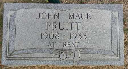 PRUITT, JOHN - Madison County, Alabama | JOHN PRUITT - Alabama Gravestone Photos