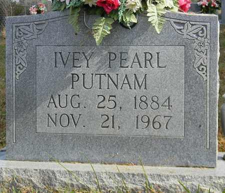 PUTNAM, IVEY PEARL - Madison County, Alabama | IVEY PEARL PUTNAM - Alabama Gravestone Photos