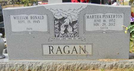 RAGAN, MARTHA - Madison County, Alabama | MARTHA RAGAN - Alabama Gravestone Photos