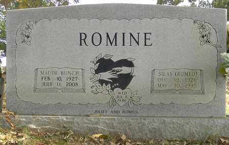 ROMINE, SILAS - Madison County, Alabama | SILAS ROMINE - Alabama Gravestone Photos