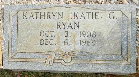 RYAN, KATHRYN G - Madison County, Alabama   KATHRYN G RYAN - Alabama Gravestone Photos
