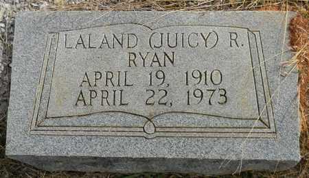 RYAN, LALAND R - Madison County, Alabama | LALAND R RYAN - Alabama Gravestone Photos