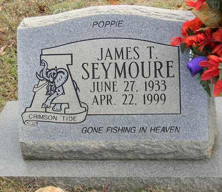 SEYMOURE, JAMES T - Madison County, Alabama | JAMES T SEYMOURE - Alabama Gravestone Photos