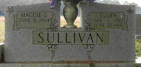 SULLIVAN, ELMER - Madison County, Alabama | ELMER SULLIVAN - Alabama Gravestone Photos