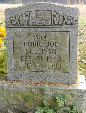 SULLIVAN, RUBIE JOE - Madison County, Alabama   RUBIE JOE SULLIVAN - Alabama Gravestone Photos