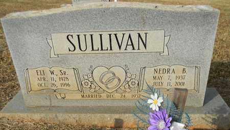 SULLIVAN, NEDRA B - Madison County, Alabama | NEDRA B SULLIVAN - Alabama Gravestone Photos