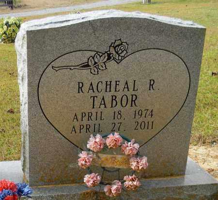 TABOR, RACHEAL R - Madison County, Alabama   RACHEAL R TABOR - Alabama Gravestone Photos