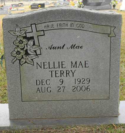 TERRY, NELLIE MAE - Madison County, Alabama | NELLIE MAE TERRY - Alabama Gravestone Photos