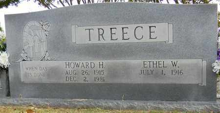 TREECE, HOWARD H - Madison County, Alabama   HOWARD H TREECE - Alabama Gravestone Photos