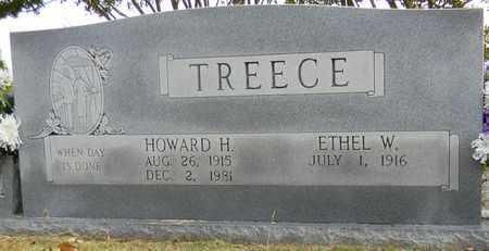 TREECE, HOWARD H - Madison County, Alabama | HOWARD H TREECE - Alabama Gravestone Photos