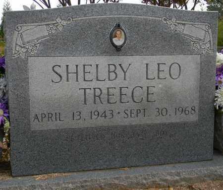 TREECE, SHELBY LEO - Madison County, Alabama | SHELBY LEO TREECE - Alabama Gravestone Photos