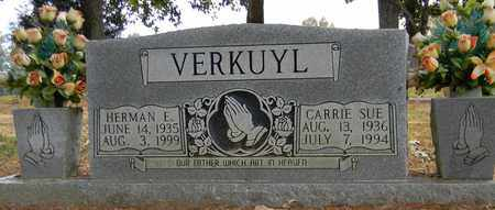 VERKUYL, HERMAN E - Madison County, Alabama | HERMAN E VERKUYL - Alabama Gravestone Photos