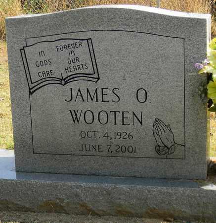 WOOTEN, JAMES O - Madison County, Alabama | JAMES O WOOTEN - Alabama Gravestone Photos