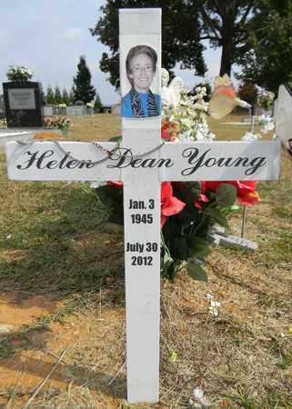 YOUNG, HELEN DEAN - Madison County, Alabama   HELEN DEAN YOUNG - Alabama Gravestone Photos
