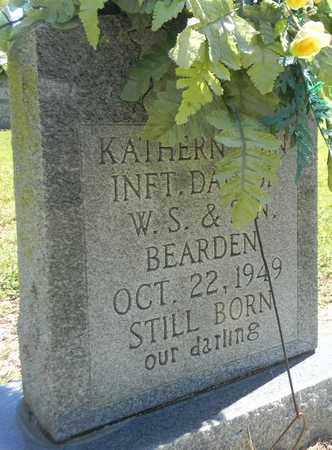 BEARDEN, KATHERN DIAN - Marshall County, Alabama | KATHERN DIAN BEARDEN - Alabama Gravestone Photos