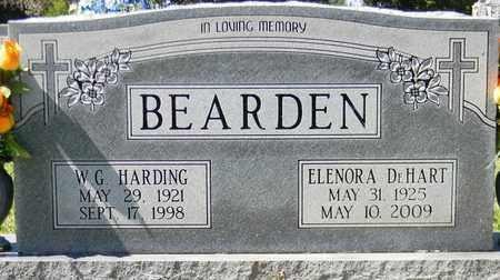 DEHART BEARDEN, ELENORA - Marshall County, Alabama   ELENORA DEHART BEARDEN - Alabama Gravestone Photos