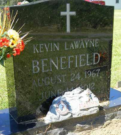 BENEFIELD, KEVIN LAWAYNE - Marshall County, Alabama | KEVIN LAWAYNE BENEFIELD - Alabama Gravestone Photos