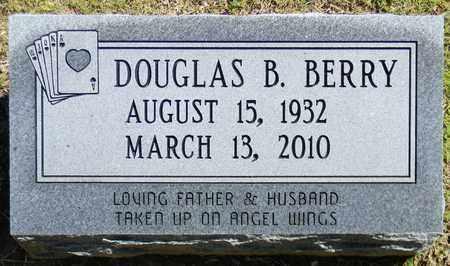 BERRY, DOUGLAS B - Marshall County, Alabama   DOUGLAS B BERRY - Alabama Gravestone Photos