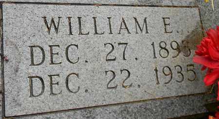 BRAMLETT (CLOSEUP), WILLIAM E - Marshall County, Alabama | WILLIAM E BRAMLETT (CLOSEUP) - Alabama Gravestone Photos
