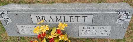 BRAMLETT, WILLIAM E - Marshall County, Alabama | WILLIAM E BRAMLETT - Alabama Gravestone Photos