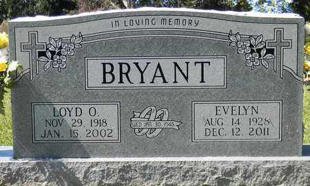BRYANT, EVELYN - Marshall County, Alabama   EVELYN BRYANT - Alabama Gravestone Photos