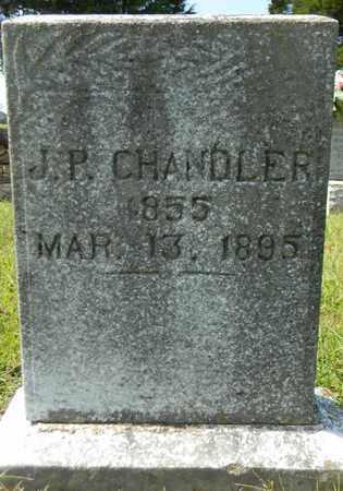 CHANDLER, J P - Marshall County, Alabama | J P CHANDLER - Alabama Gravestone Photos