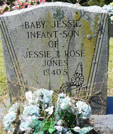 JONES, JESSIE - Marshall County, Alabama | JESSIE JONES - Alabama Gravestone Photos