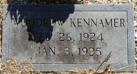 KENNAMER, WOODROW - Marshall County, Alabama   WOODROW KENNAMER - Alabama Gravestone Photos