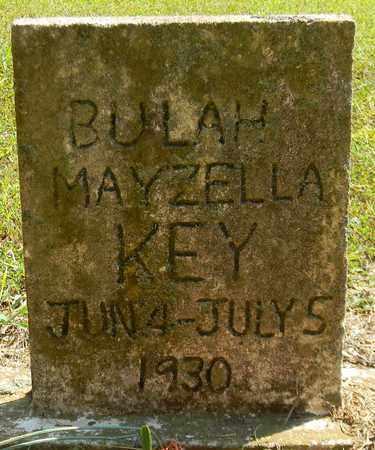 KEY, BULAH MAYZELLA - Marshall County, Alabama | BULAH MAYZELLA KEY - Alabama Gravestone Photos