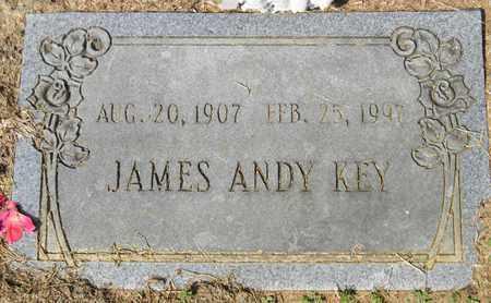 KEY, JAMES ANDY - Marshall County, Alabama | JAMES ANDY KEY - Alabama Gravestone Photos