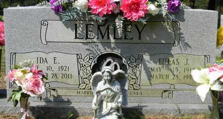 LEMLEY, IDA A - Marshall County, Alabama | IDA A LEMLEY - Alabama Gravestone Photos