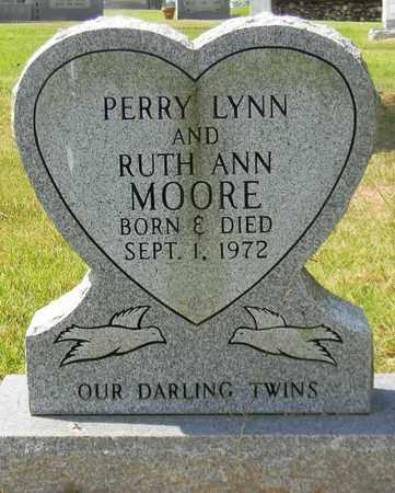 MOORE, PERRY LYNN - Marshall County, Alabama | PERRY LYNN MOORE - Alabama Gravestone Photos