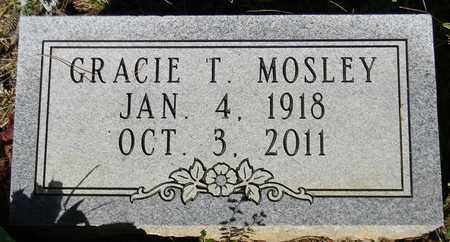MOSLEY, GRACIE T - Marshall County, Alabama | GRACIE T MOSLEY - Alabama Gravestone Photos